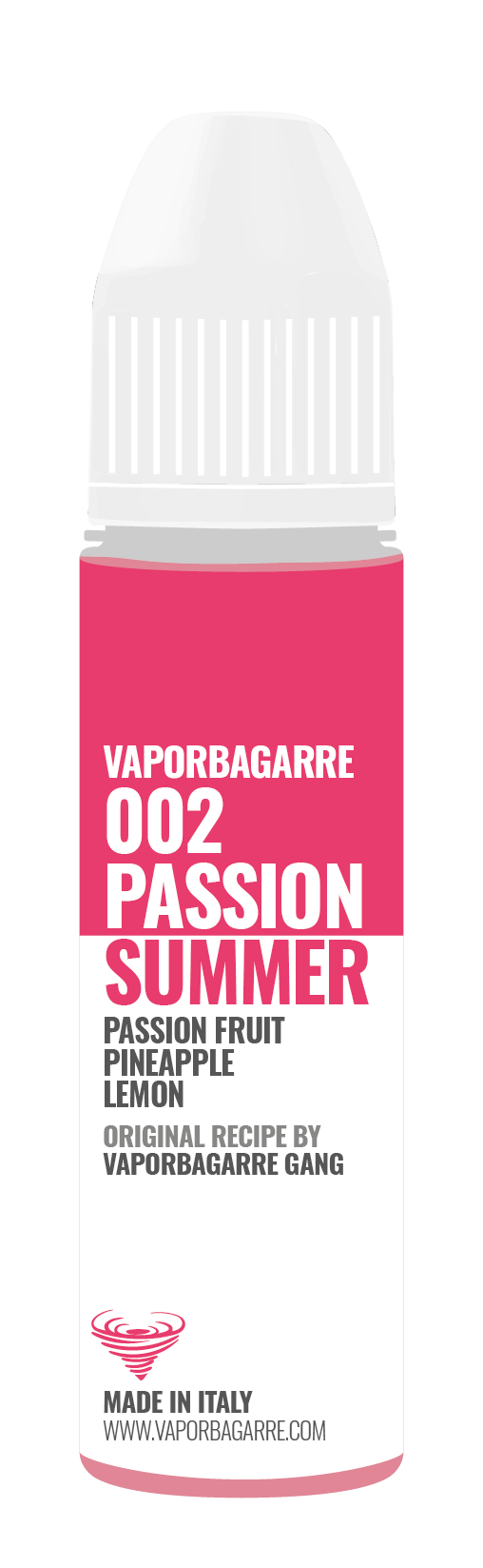 Passion Summer by Vaporbagarre